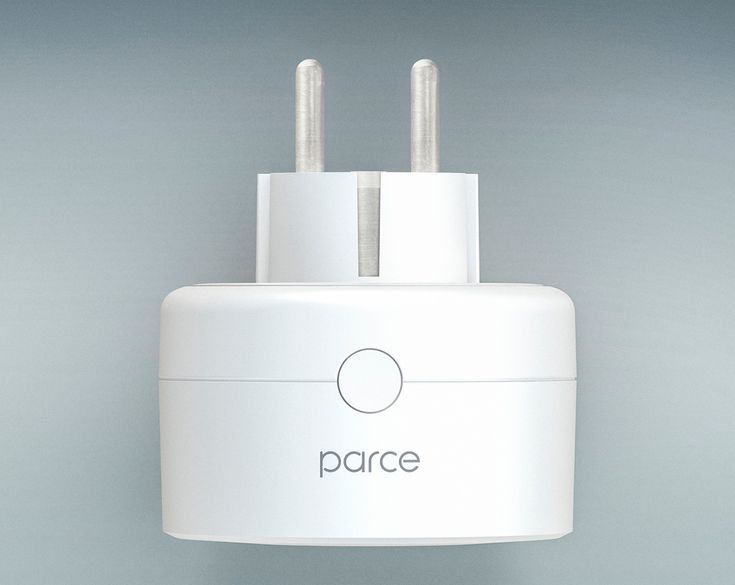 Parce One is a revolutionizing smart plug that makes it possible to control every inserted electronic device via app and Siri voice control! This