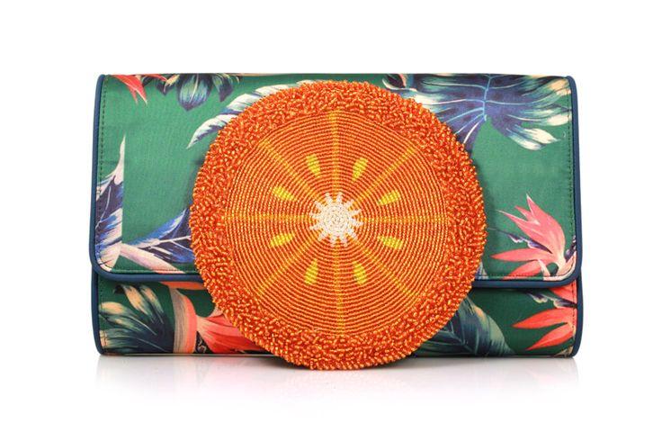 Sarah's Bag SS15 Tropique C'est Chic - Orange