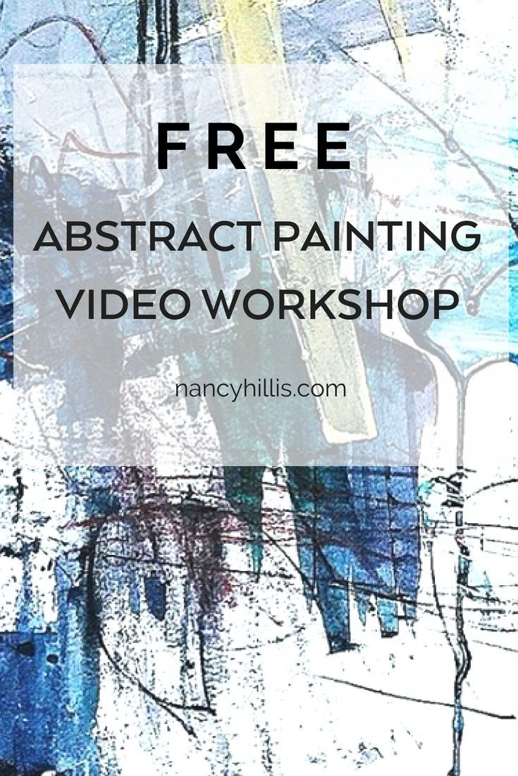 Nancy Hillis Abstract Painting Online Courses Discover 3