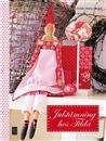 Julstämning hos Tilda / Tone Finnanger................Här presenteras olika juldekorationer som man själv kan tillverka och dekorera med. Det är Tildafigurer, julgranspynt, julstrumpor och julkorthållare.  #boktips #faktabocker #julbocker #julen #julpyssel