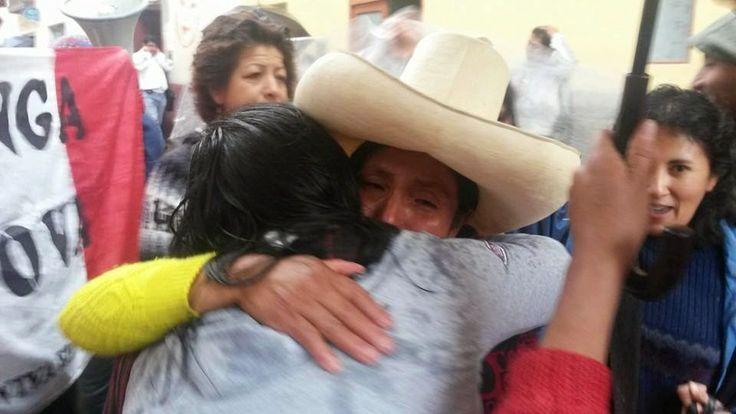 Red Latinoamericana de Mujeres Defensoras de Derechos Sociales y Ambientales: PERU: SE HIZO JUSTICIA, ABSOLVIERON A MAXIMA