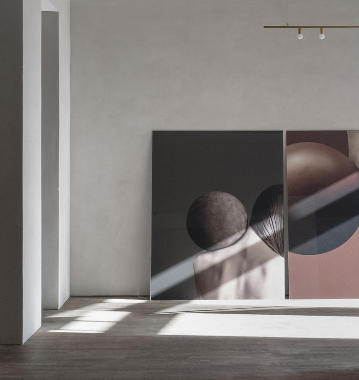 Sørensen Leather spheres at CLOSE CONTACT featured in limited edition photos by Jonas Bjerre-Poulsen @normarchitects at The Kinfolk Gallery.