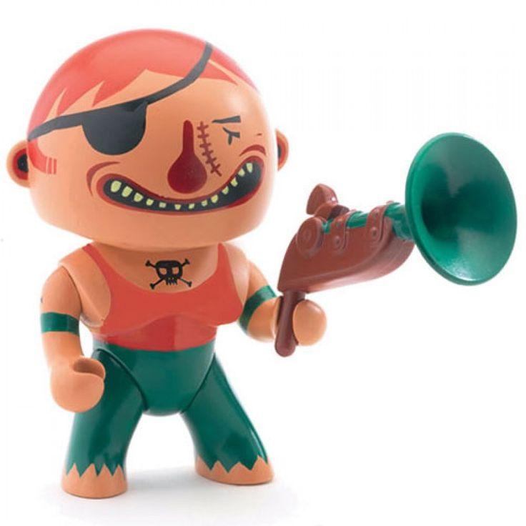 djeco arty toys - bronson DJ06805 | ilovespeelgoed.nl
