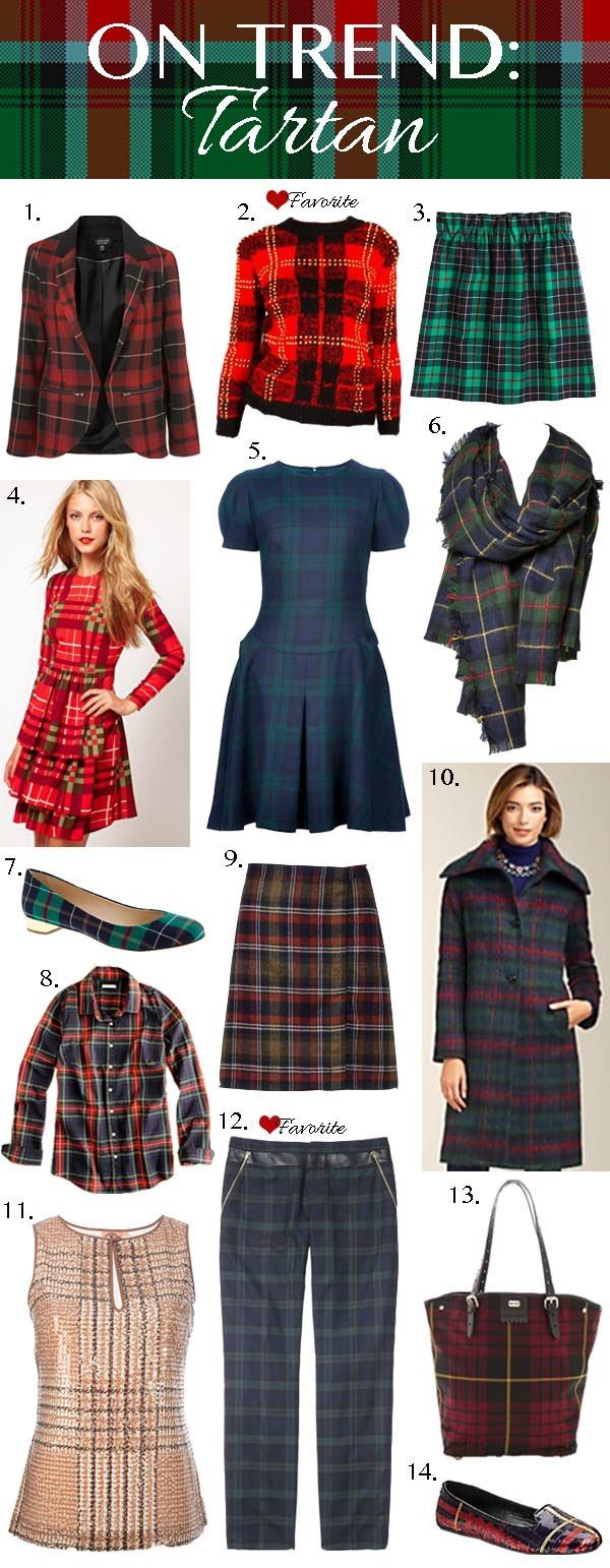for the love of tartan! for the catholic schoolgirl in me