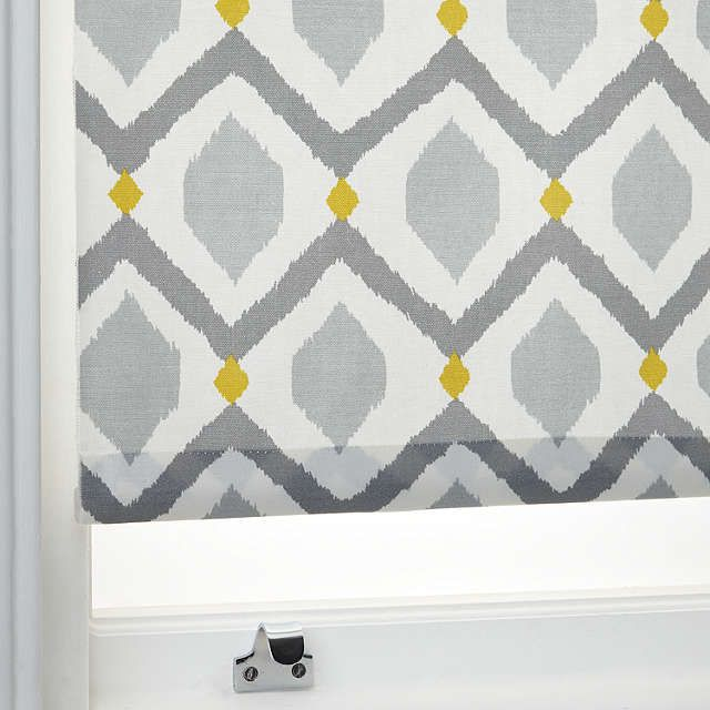 17 Best Ideas About Grey Blinds On Pinterest