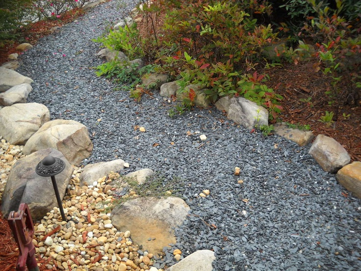 32 Best Images About Slate In Garden Designs On Pinterest