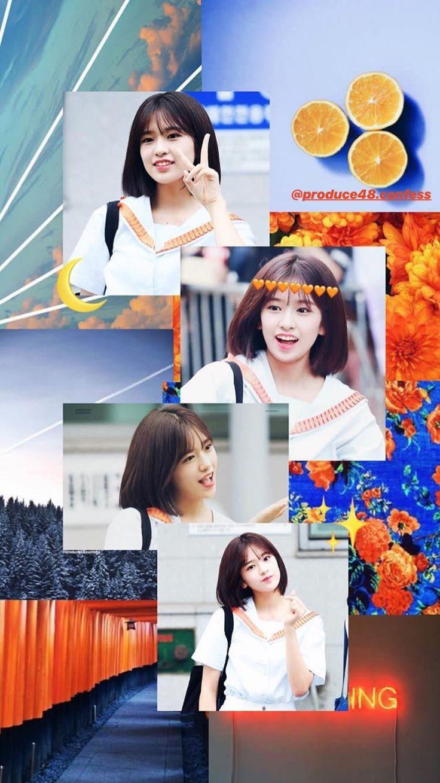 Izone Yujin Wallpaper Kpop Wallpaper Wallpaper Aesthetic Wallpapers