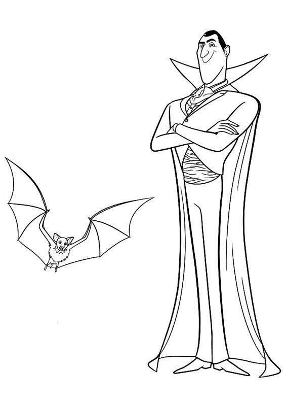 Simple Hotel Transylvania Coloring Pages Best Coloring Pages For Easy In 2020 Hotel Transylvania Hotel Transylvania Characters Coloring Pages