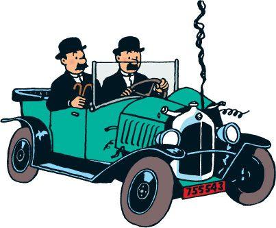 Dupont &Dupond sont des personnages fictifs dans Les Aventures de Tintin par Hergé. ils sont des détectives de Scotland Yard, et sont incompétents car ils ont le comique nécessaire. Bien que les deux sont apparemment pas liés comme ils ont des noms différents, ils sont deux fois appelés jumeaux ou frères dans la version originale de la série. [1] Dans tous les cas, les deux détectives regarder comme des jumeaux identiques et ne peuvent être différentié à part par la forme de leurs…