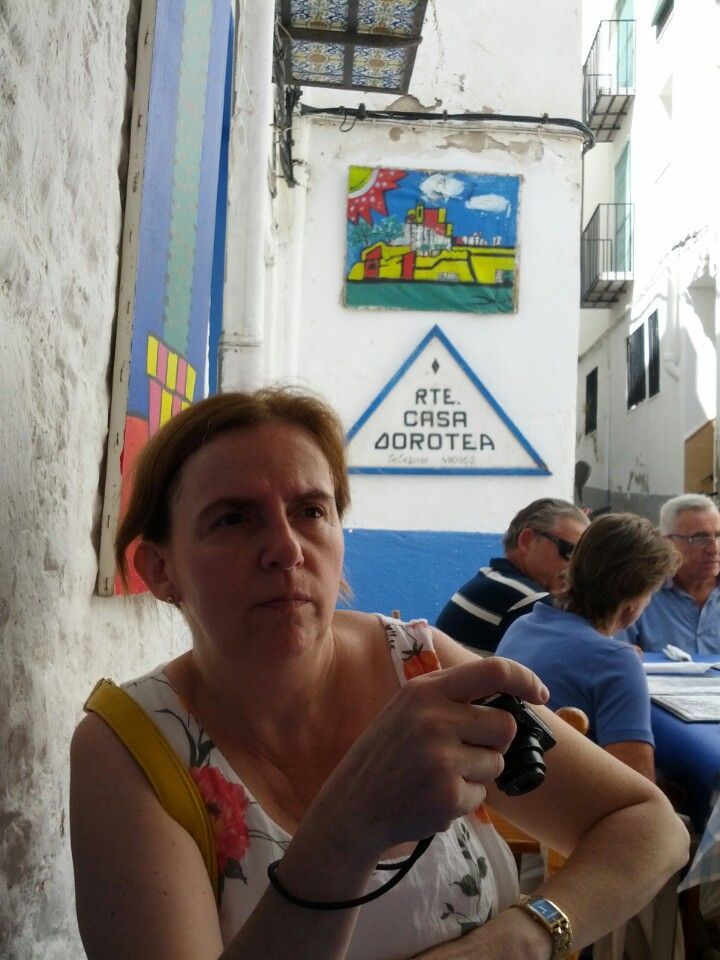 Restaurante Casa Dorotea en Peñíscola, Valencia