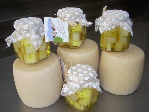 Ladotyri cheese-Lesvos island