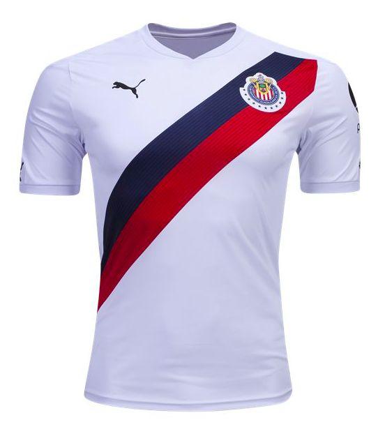 Chivas Guadalajara F.C. Away Jersey 16/17
