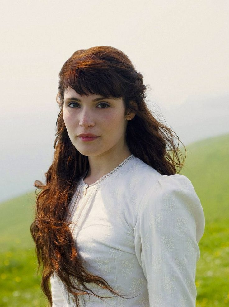 Gemma Arterton as Tess Durbeyfield in Tess of the D'Urbervilles (TV Mini-Series, 2008).