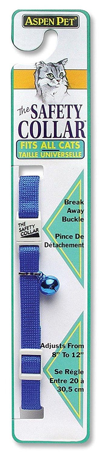Aspen Pets Adjustable Breakaway Cat Collar *** Tried it! Love it! Click the image. : Cat Collar, Harness and Leash