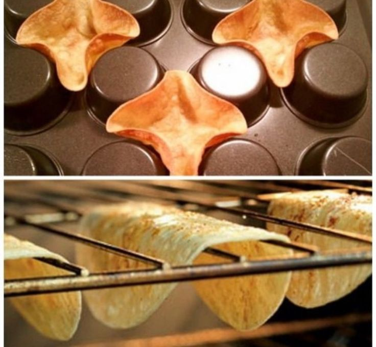 Never buying boxed taco shells again!