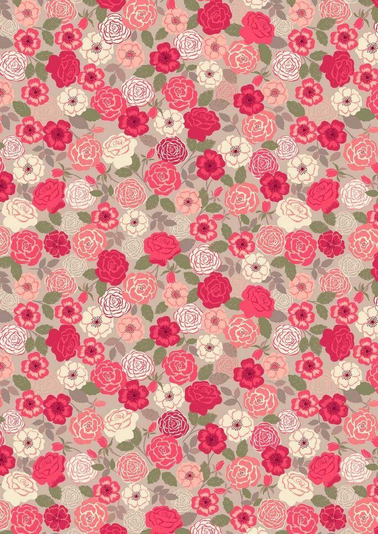 FLO9.4 - Red Wild Rose
