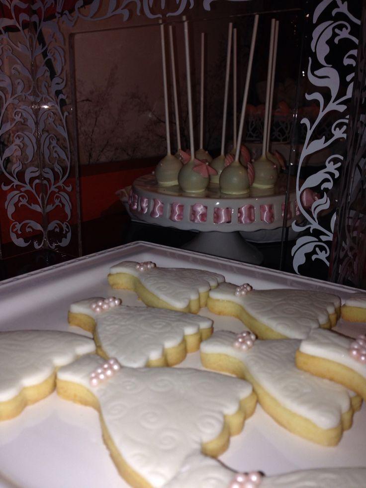 Wedding butter cookies