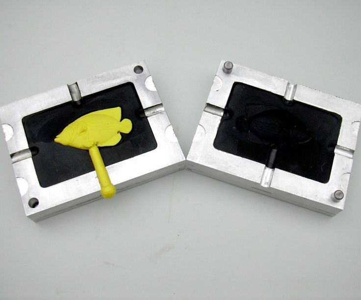 Casting Plastic Gear Mold