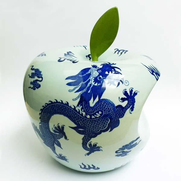 The Corporate Logos Inspired by Chinese Ceramics