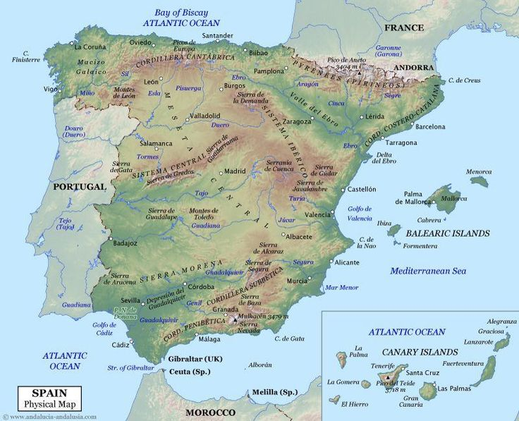Best Places To Go Images On Pinterest Travel Europe And - Portugal physical map