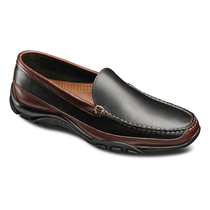 Boulder - Handsewn Venetian Casual Slip-on Loafer Men's Casual Shoes by Allen Edmonds