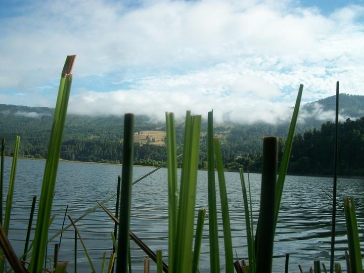 Laguna Catripulli, Región de La Araucanía, Chile