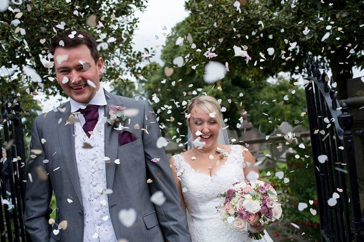 A gorgeous photograph from Gemma & Stu's wedding. We hope you had an amazing day