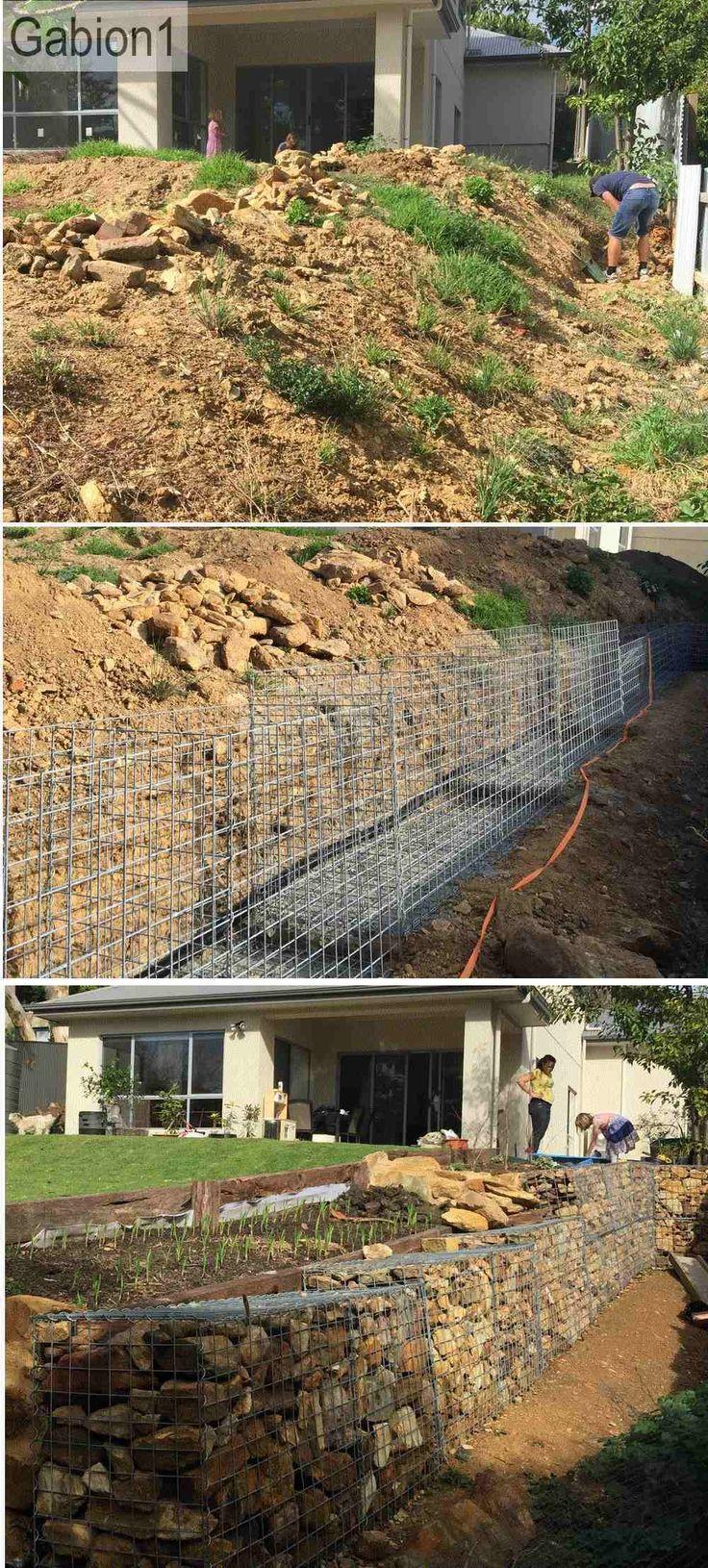 gabion retaining wall construction http www gabion1 com on construction of walls id=83448