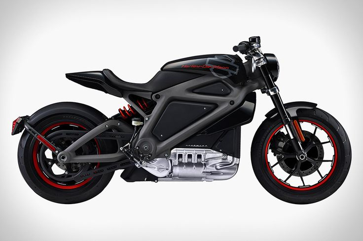 Harley-Davidson Unveils Livewire Electric Motorcycle • Highsnobiety