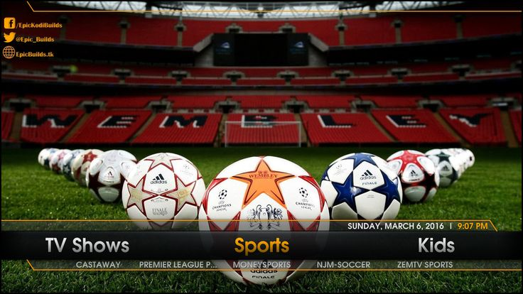 Football Wallpaper Amazon Co Uk: 14 Best Kodi Amazon Fire Sticks And Android Boxs Fully