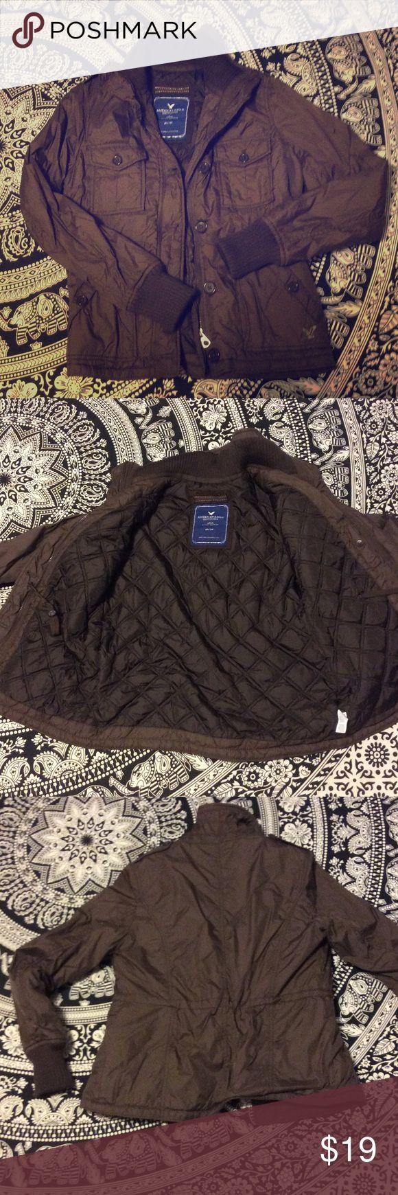 American Eagle jacket Like new. Super warm. American Eagle Outfitters Jackets & Coats Utility Jackets