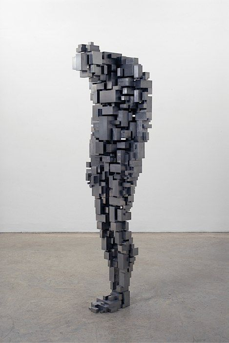 Simply one of my favourite sculptures. Antony Gormley.