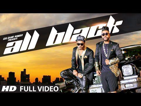 All Black Full Song   Sukhe   Raftaar   New Video 2015   T-Series - YouTube