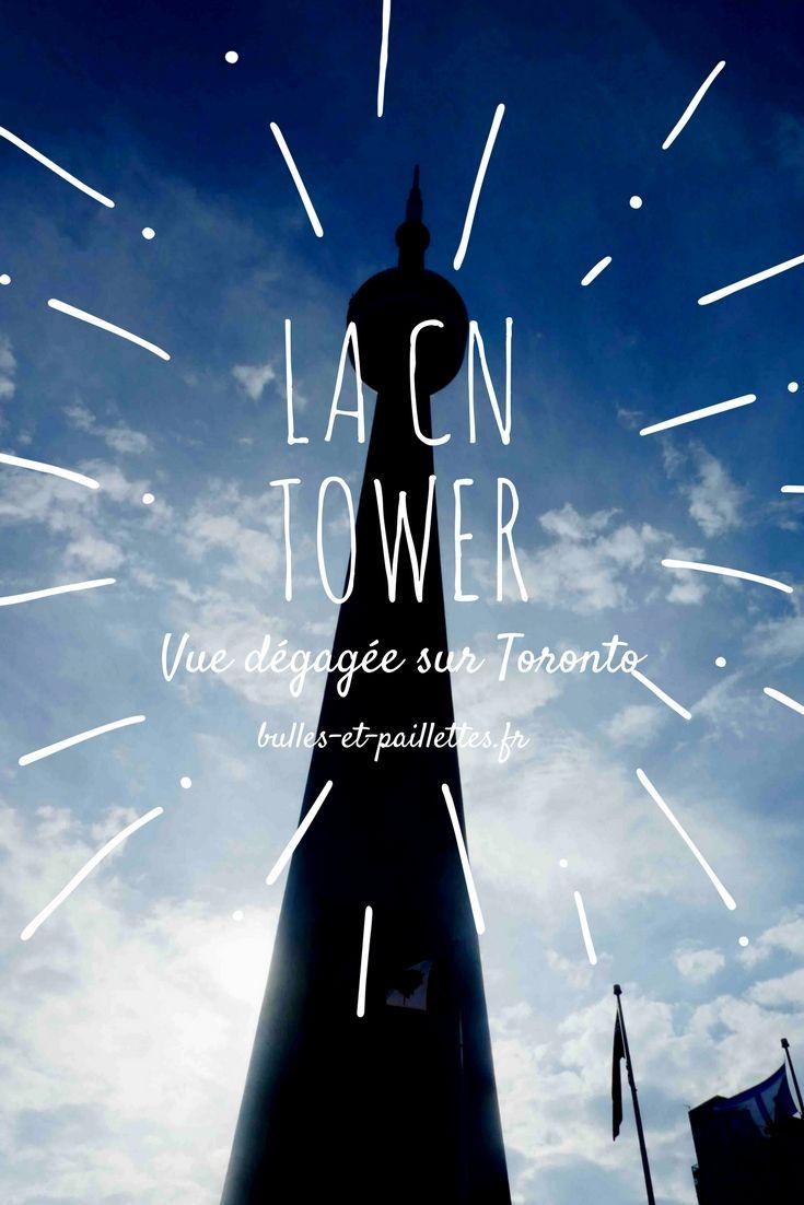 La CN Tower est le symbole de Toronto. Et de là-haut, la vue sur la ville est superbe. Mais pas que ! Quelques belles surprises nous attendent une fois arrivé au sommet ;-)
