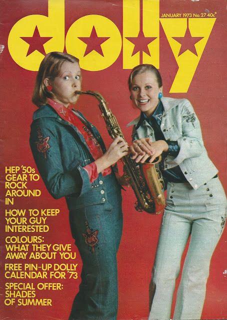 Dolly Magazine, January 1973 | Retro Goddesses