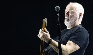 David Gilmour is set to play at Pompeii on 7 and 8 July.