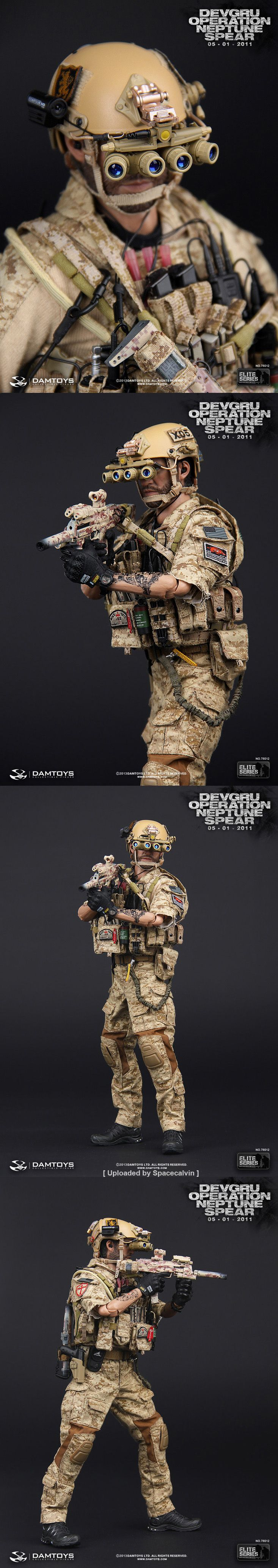 "DEVGRU/Seal Team 6 Operator ""Op: Neptune Spear 