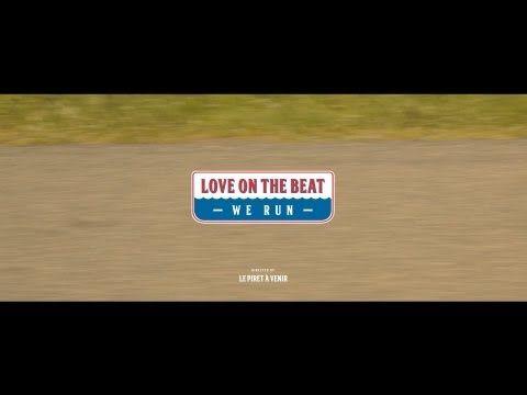 Love on the beat - We run #eclat89 #aw lab #lecoqsportif