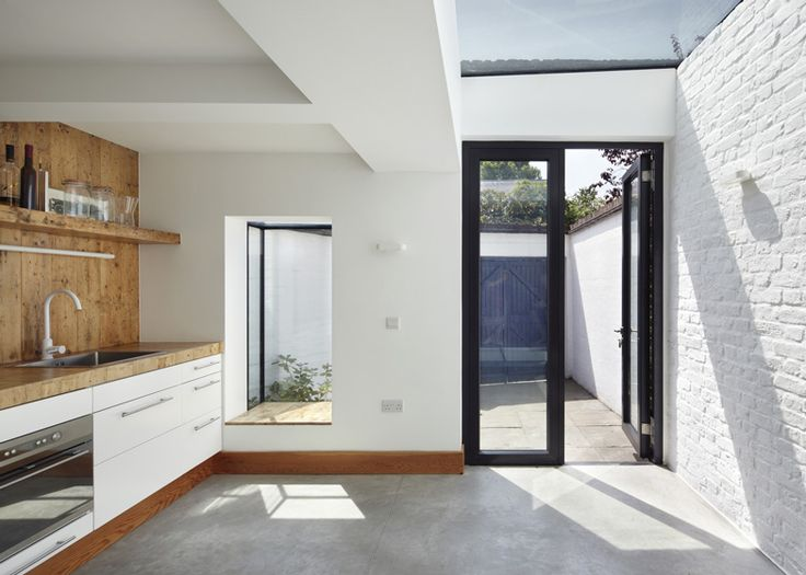 Eaton terrace extension and renovation by project orange for Terrace extension ideas