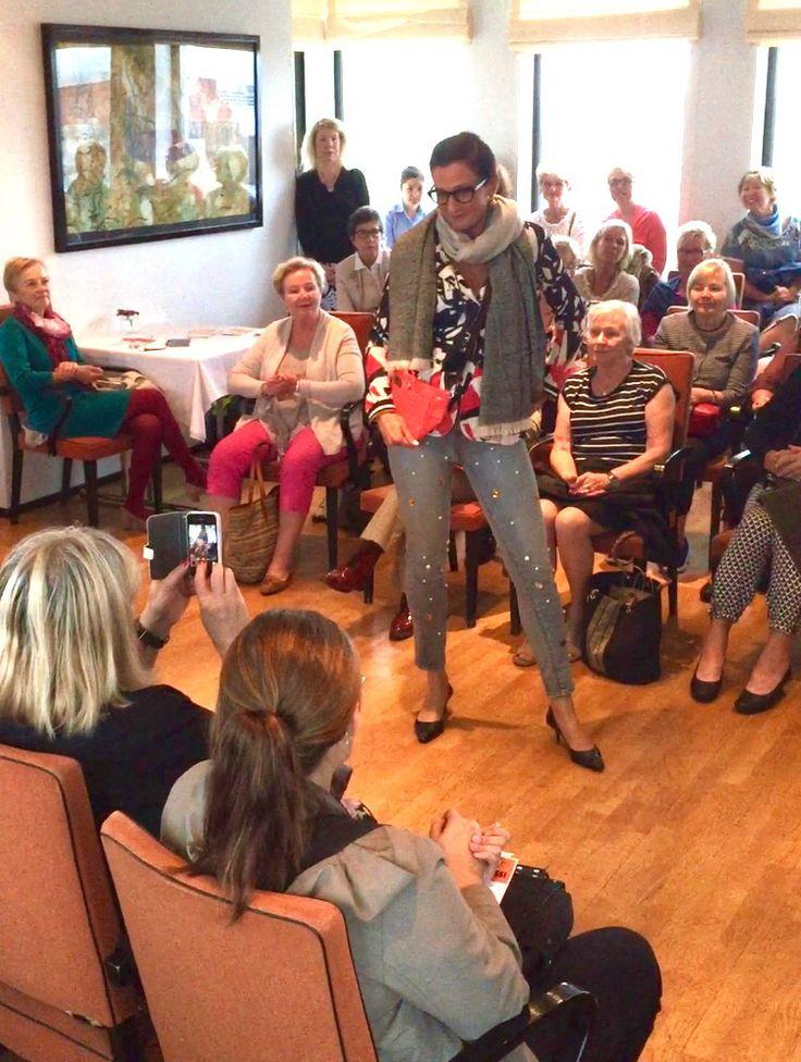 CaSaC fashion show at Hotel  Torni.