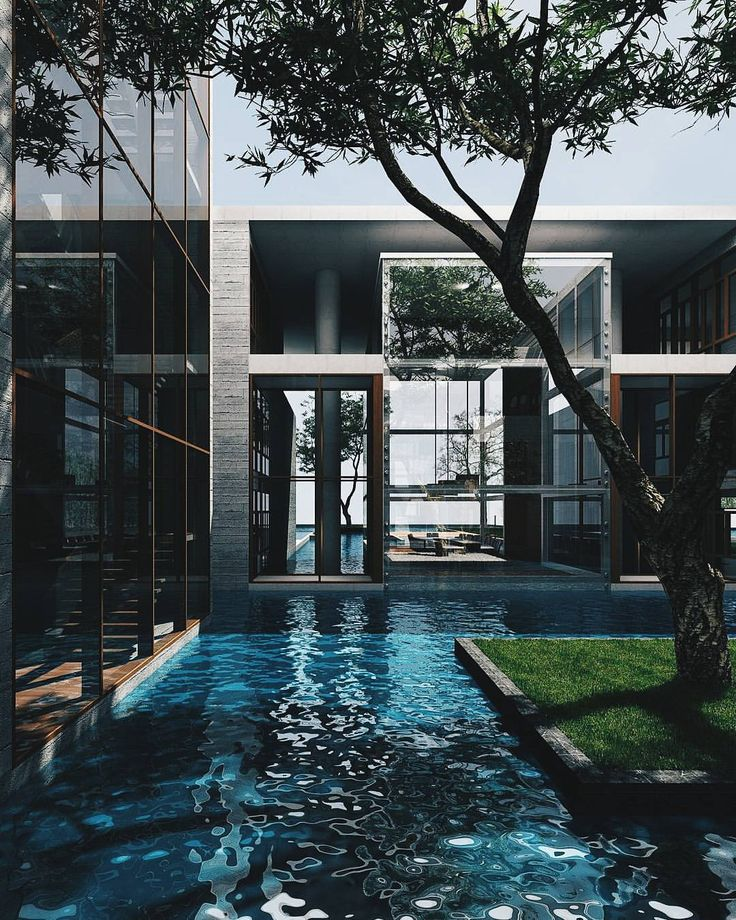 """ALL OF ARCHITECTURE: """" Alif Breeze Residence by Shatotto Architects ~"""""""