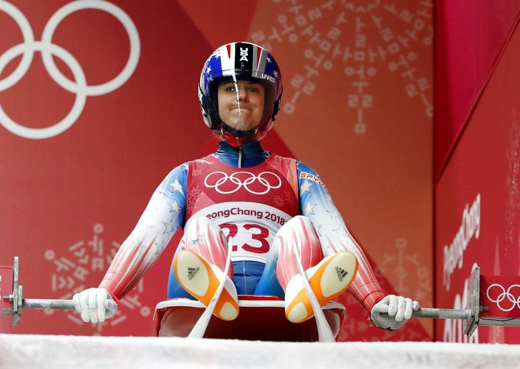 ICYMI: Maine Olympic hopefuls: Emily Sweeney crashes in final luge run. See video - Press Herald