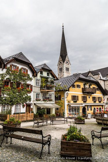 travelyesplease.com | (Blog Post) Hallstatt, Austria- A Picturesque Lakeside Alpine Village