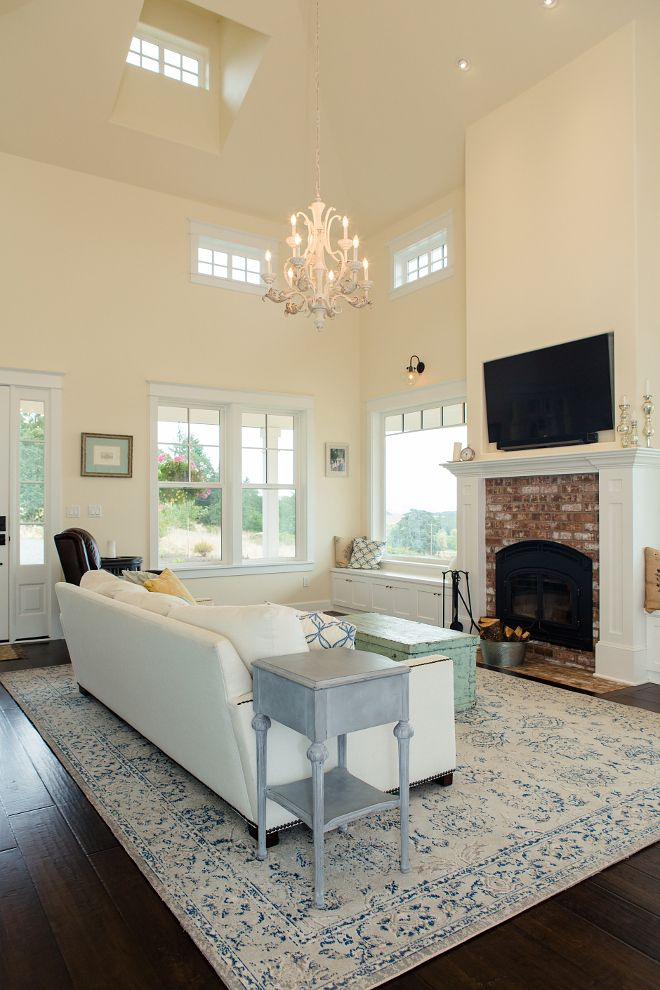 Creamy White Ivory Paint Color