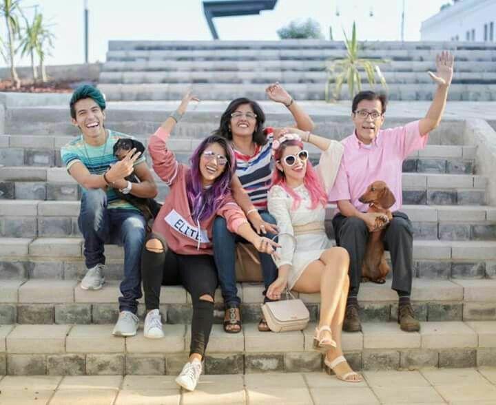 La familia polinesia