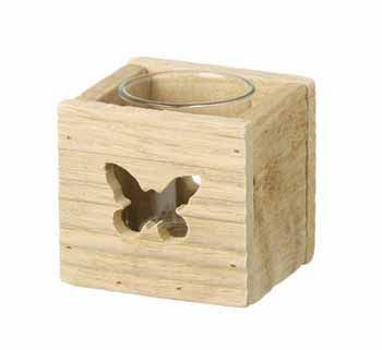 Eigen Interiors - Parlane Wooden Butterfly Tealight Holder, £5.95 (http://www.eigeninteriors.co.uk/parlane-wooden-butterfly-tealight-holder/)