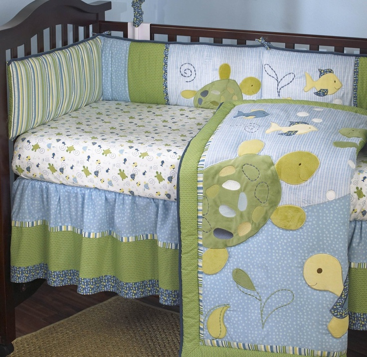 Cocalo Turtle Reef Crib Sheet Best Price