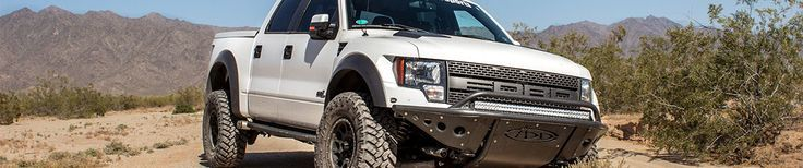 2010-2014 SVT Raptor Performance Parts and Accessories