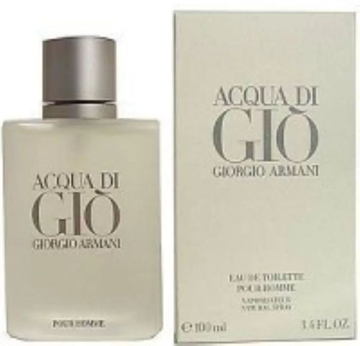 Giorgio Armani Acqua Di Gio for Men Eau de Toilette Spray, 6.7 oz - Walmart.com
