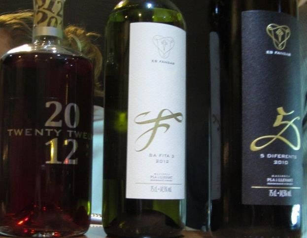 #Wein #Mallorca - Es Fangar